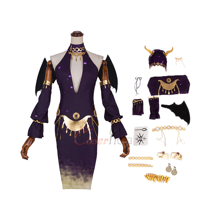 The Priestess Costume Identity V Cosplay Fiona Gilman