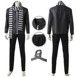 Gru Costume Despicable Me 3 Cosplay For Halloween