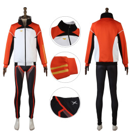 Rin Matsuoka Costume Free!-Dive to the Future Cosplay High Qulity Outfits