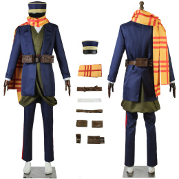 Saichi Sugimoto Costume Golden Kamuy Cosplay For Halloween Party