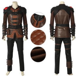 Hiccup Costume How To Train Your Dragon Cosplay