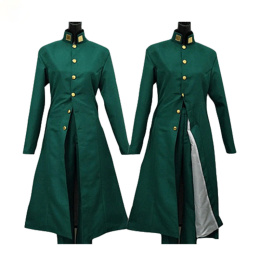 Anime Cosplay Jojo'S Bizarre Adventure Cosplay Noriaki Kakyoin Cosplay Costume