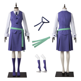 Usual Clothes Costume Little Witch Academia Fashion Cosplay Full Set