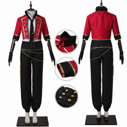 Atom Kirihara Costume MARGINAL#4 Cosplay New Fashion Suit