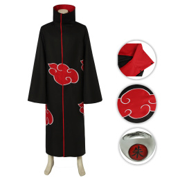 Itachi Uchiha Costume Naruto Cosplay Custom Made