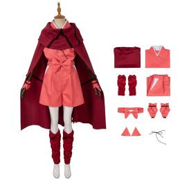Moroha Costume Yashahime: Princess Half-Demon Cosplay For Women