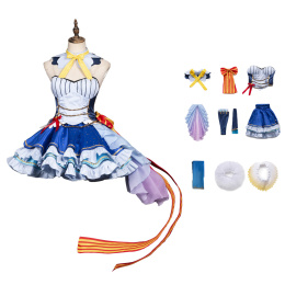 Ram Idol Ver Costume Re:Life in a different world from zero Cosplay