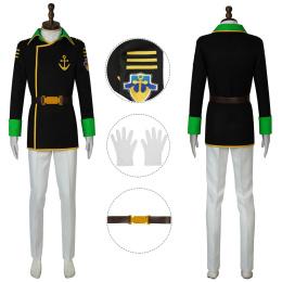 Daisuke Shima Costume Space Battleship Yamato 2202: Warriors Of Love Cosplay