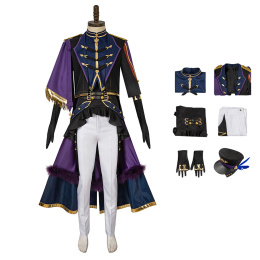 Mutsuki Hajime Costume The Animation 2 Cosplay High Qulity Outfit