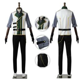 Kensuke Yaegashi Costume TSUKIPRO THE ANIMATION Cosplay Growth Suit