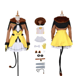 Kagamine Rin Costume Vocaloid Cosplay High Quality