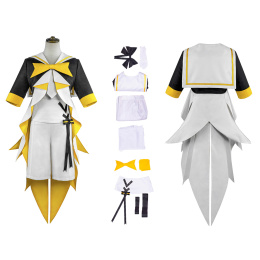 Kagamine Len Costume HATSUNE MIKU WITH YOU Cosplay For Christmas & Halloween