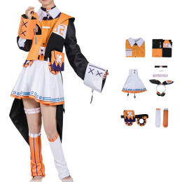 Kagamine Rin Costume Vocaloid Cosplay Custom Made