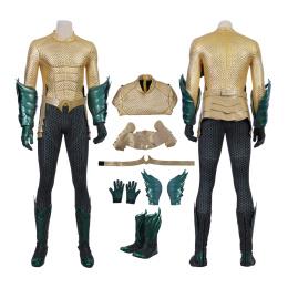 Aquaman Costume Aquaman Cosplay Arthur Curry Full Set