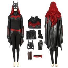 Batwoman Costume Batwoman Cosplay Kate Kane Full Set High Quality