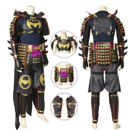 Batman Costume Batman Ninja Cosplay Bruce Wayne For Christmas