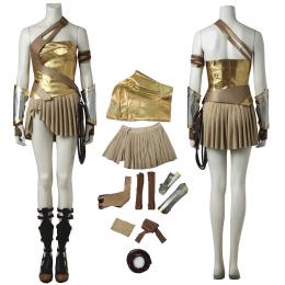 Wonder Woman  Costume Wonder Woman Cosplay Diana Prince Full Set Fashion