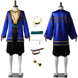 Sumeragi Tenma Costume A3! Cosplay Adult Halloween Outfits