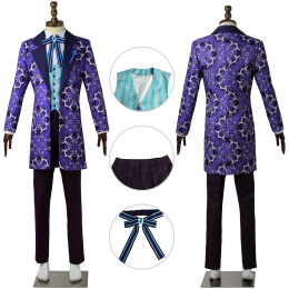 Mikage Hisoka Costume A3! Cosplay Custom Made Adult Halloween Outfits