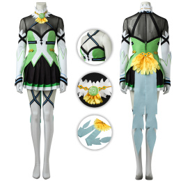 Wakaba Subaru Costume Battle Girl High School Cosplay New Fashion Suit