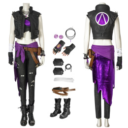 Amara Costume Borderlands 3 Cosplay Full Set For Christmas