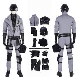Cypunk Costume Cyberpunk 2077 Cosplay Full Set Games Halloween
