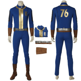 Costume Fallout 76 Cosplay Full Set Halloween