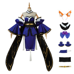 Tamamo no Mae Costume Fate/EXTELLA LINK Cosplay FateGrand Order FGO