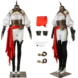 Francis Drake Costume Fate/EXTELLA LINK Cosplay Rider