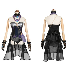 Female Dancer Costume Identity V Cosplay Kroto Sexy Outfit For Women