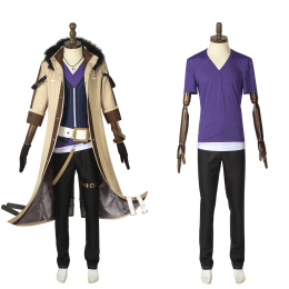 Crow Armbrust Costume The Legend of Heroes: Trails of Cold Steel IV - The End of Saga Cosplay
