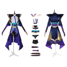 Spirit Blossom Costume League of Legends Cosplay Vayne High Quality Outfit