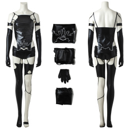 Automata A2 YoRHa Type A No. 2 Costume NieR:Automata Cosplay For Women
