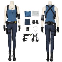 Jill Valentine Costume Resident Evil 3: Remake Cosplay Full Set
