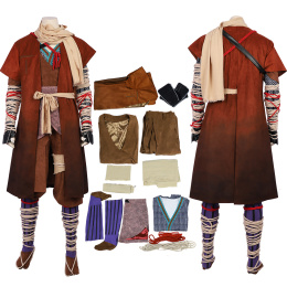Shinobi Costume SEKIRO: SHADOWS DIE TWICE Cosplay Deluxe Outfit