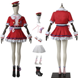 Uzuki Shimamura Costume THE IDOLM@STER CINDERELLA GIRLS Cosplay New Generations