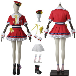 Mio Honda Costume THE IDOLM@STER CINDERELLA GIRLS Cosplay New Arrivals