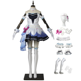 Rin Shibuya Costume THE IDOLM@STER CINDERELLA GIRLS: STARLIGHT STAGE Cosplay Pink Outfits