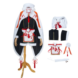 Tangyuan Costume The Tale of Food Cosplay High Quality