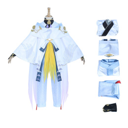 Hu Thick soup Costume The Tale of Food Cosplay Party Suit Custom Made