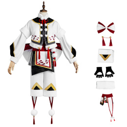 Mixed Soup Wine Rice Ball Costume The Tale of Food Cosplay Carnival Suit
