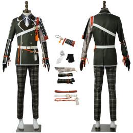 Kotegiri Gou Costume Touken Ranbu Online Cosplay Battle Suit