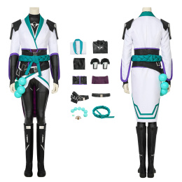 Sage Costume Valorant Cosplay High Quality Full Set