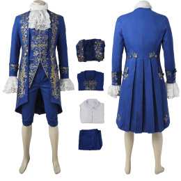 Prince Costume Beauty and the Beast Cosplay Adam