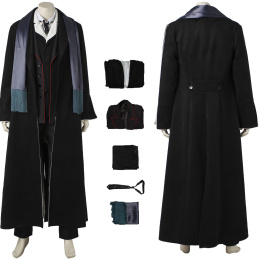 Percival Graves Costume Fantastic Beasts and Where to Find Them Cosplay