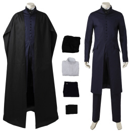 Severus Snape Costume Harry Potter Cosplay For Halloween