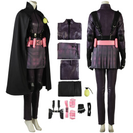 Hit-Girl Costume Kick-Ass Cosplay Custom Made
