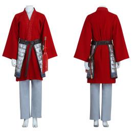 Hua Mulan Costume Mulan Cosplay