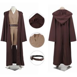 Mace Windu Costume Star Wars: The Last Jedi Cosplay