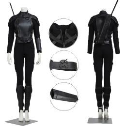 Katniss Everdeen Costume The Hunger Games: Mockingjay - Part 1 Cosplay Full Set